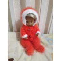Costume on Sasha baby pink