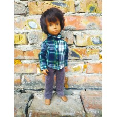 Vest, Shirt and pants! for doll Sasha Morgenthaler 16-17 inches.