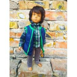 Vest, Shirt and pants! for doll Sasha Morgenthaler